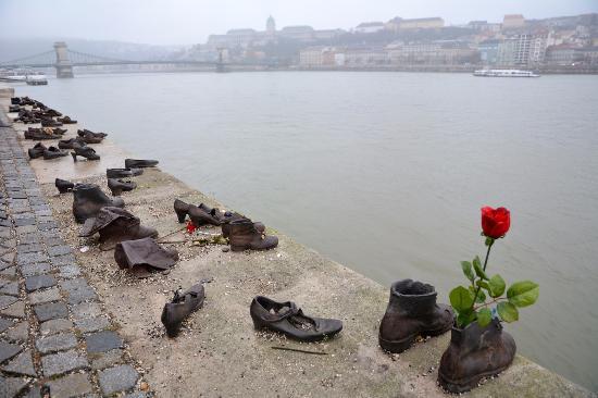 Promenade des chaussures